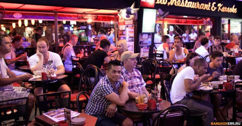 Гей клубы Бангкока